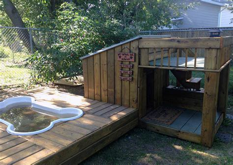 how to keep dog house cool 41 cool luxury dog houses for your pooch