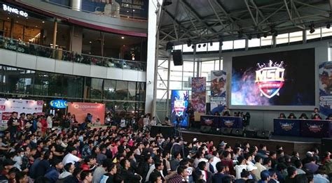 codashop bigo live ribuan penggemar rela antre demi turnamen mobile legends