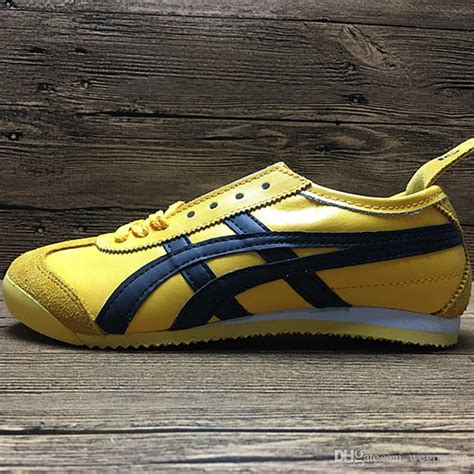 sport shoes for flat 2017 asics tiger bruce flat shoes running shoes mens