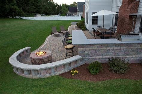 outdoor patio ideas how to create pit on yard simple backyard pit