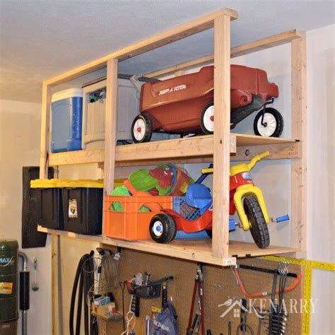 Garage Shelving Diy Kit Garage Shelving Diy Kit Diy Garage Storage Ceiling