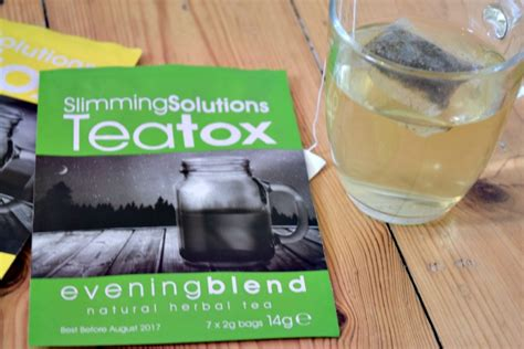 Detox Tea Reviews Uk by Slimming Solutions Teatox Tea Detox Review Stylingo