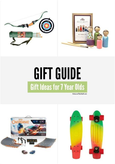 gifts for 7 year olds 16 cool ideas for christmas 2015