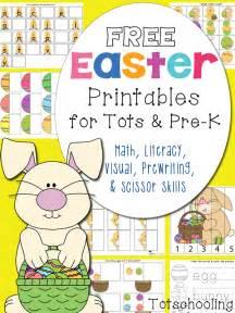 Totschooling toddler and preschool educational printable activities