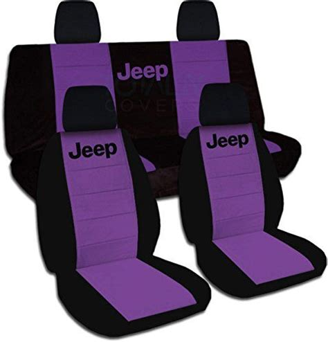white seat covers for jeep wrangler jeep wrangler jk 2011 to 2015 two tone seat covers with