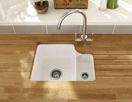 Ceramic Undermount Kitchen Sink Lamona Ceramic 1 5 Bowl Undermount Sink Ceramic Kitchen