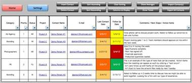 free excel project management tracking templates best