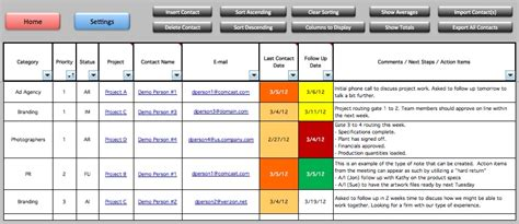 project tracking template excel project management tracking excel template