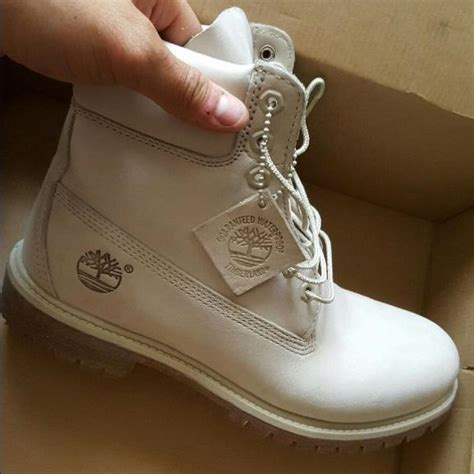 timbs shoes 63 timberland other s white timbs from