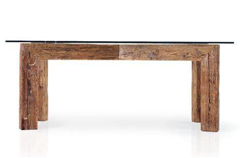 mesa comedor madera y cristal mesa de comedor madera y cristal mesas de comedor