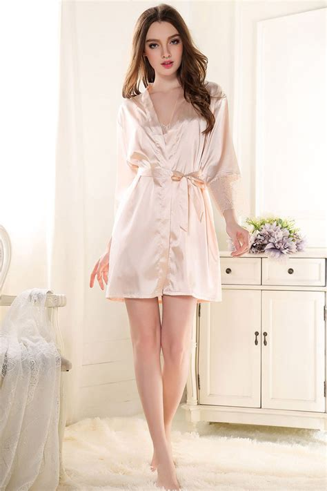 Set Nazla Mini Dress Korea compare prices on satin kimono robe shopping buy