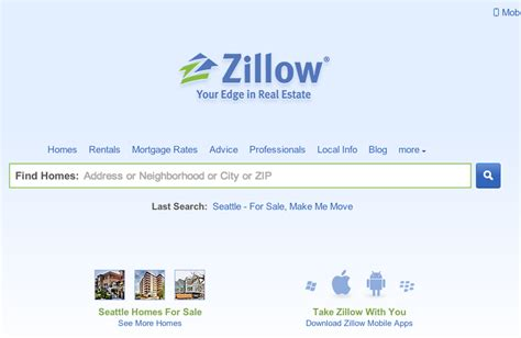 zillow home design quiz a minimalist agent broker website wireframe for geek build