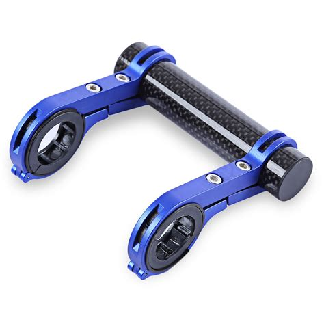Bike Mount Holder For Flashlight Promo cycling mtb flashlight holder bike torch bracket l holder bicycle carbon fiber handlebar