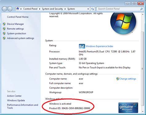 cara membuat windows xp bajakan menjadi genuine cara membuat windows 7 bajakan menjadi genuine asli