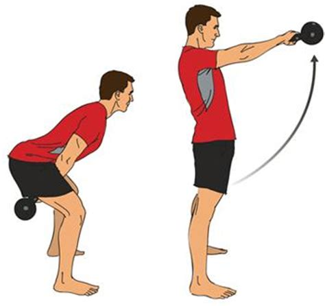 dumbbell swing benefits top 5 reasons you should be doing kettlebell swings