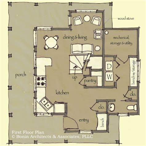 energy efficient small house floor plans small efficent homes plans 171 floor plans