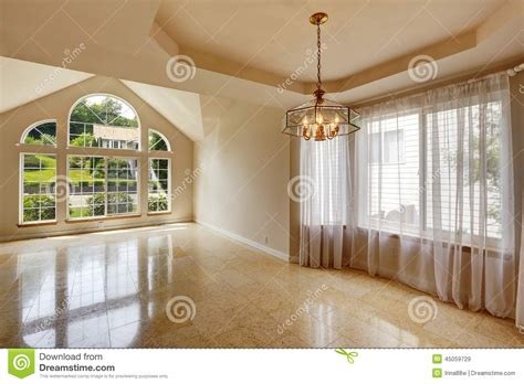 marble house interior modern empty house interior with marble tile floor stock photo image 45059729