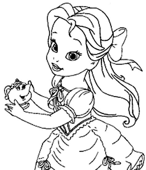 potts colouring pages
