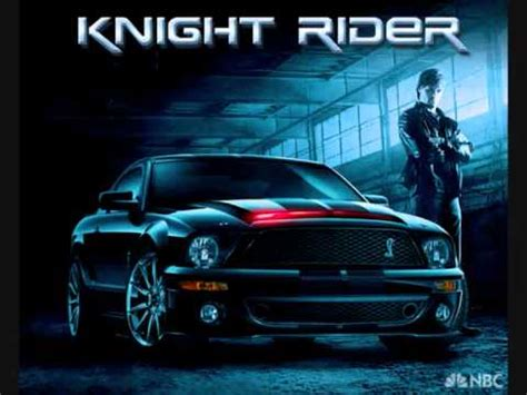 theme music knight rider knight rider theme song long version youtube