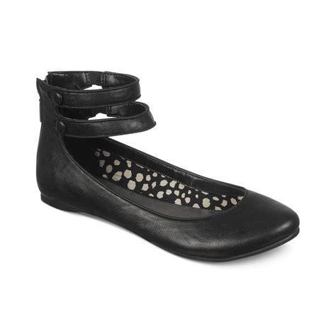 fergalicious shoes flats fergie fergalicious shoes ankle flats in black