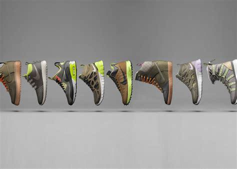 nike sneaker boot collection nike sportswear unveils new sneaker boot collection