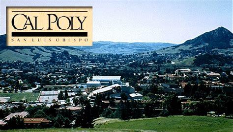 Cal Poly Slo Calendar Cal Poly San Luis Obispo Calendar Template 2016
