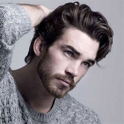 haircuts for guys with thick poofy hair 50 impressive hairstyles for men with thick hair men