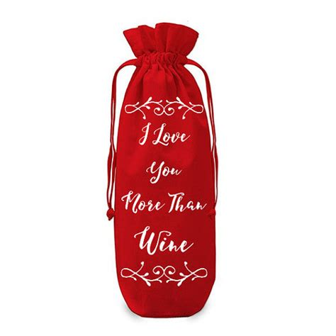 s day gift bags valentines day wine bags s day wikii