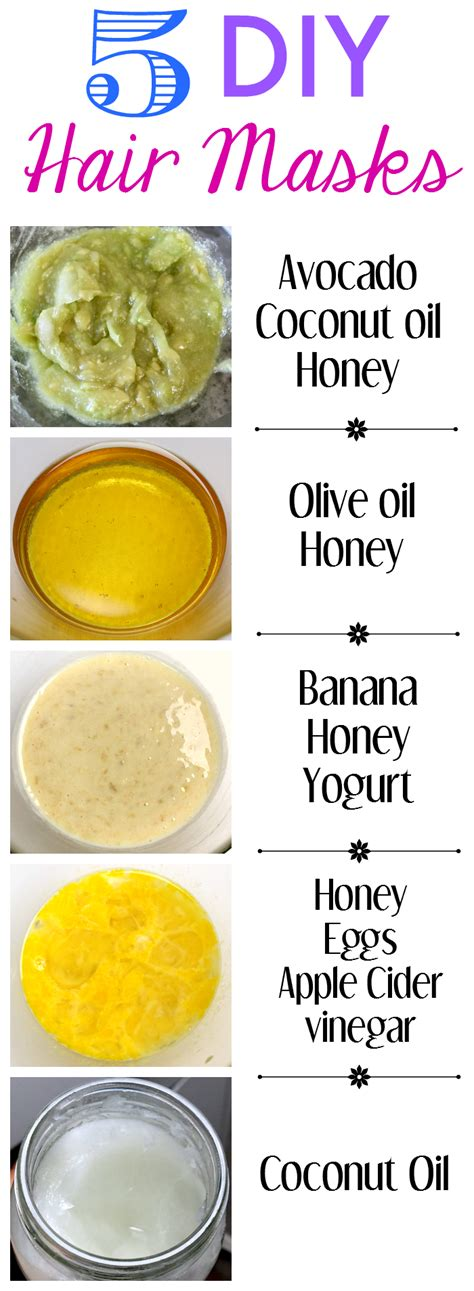 Diy Hair Care Best Hair Masks For Hair Bellatory 5 Diy Hair Masks You Can Make At Home Peek Ponder