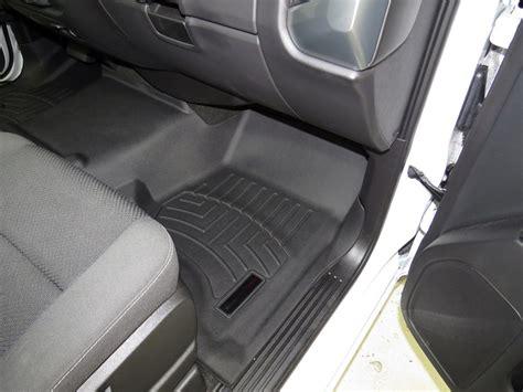 2002 Chevy Silverado Floor Mats by Weathertech Front Auto Floor Mat Black Weathertech Floor