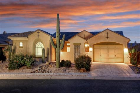 homes for sale in 85755 tucson az gated community 400 000