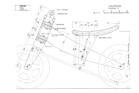Bauplan Schaukelpferd Kostenlos 6466 by Bauplan Laufrad Small 01 Spielsachen Laufrad