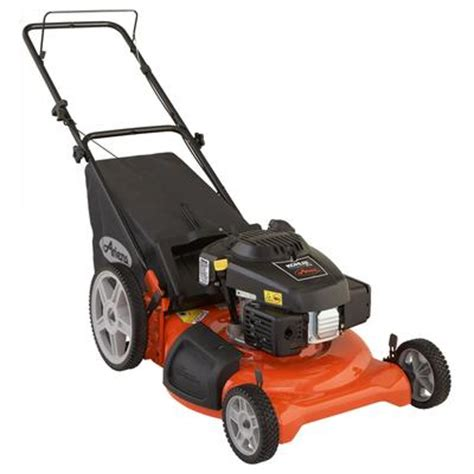 ariens ariens 21 inch gas high wheel push mower home