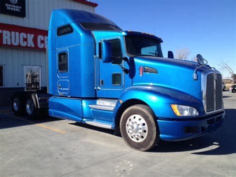 kenworth build and price 2010 kenworth t660 stocknum og3685 nebraska kansas iowa