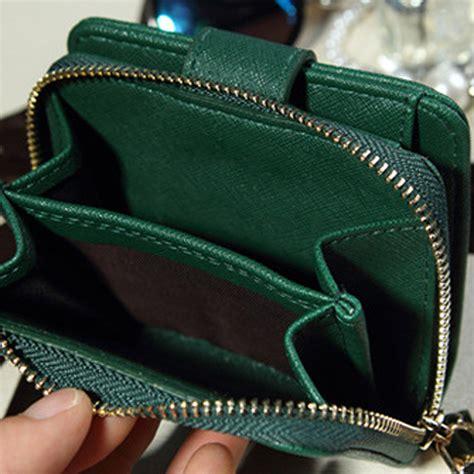 Dompet Pesta Wanita 1047 17 dompet wanita bahan kulit black jakartanotebook