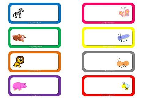 Descargar Imagenes Escolares Gratis   etiquetas escolares para descargar gratis material