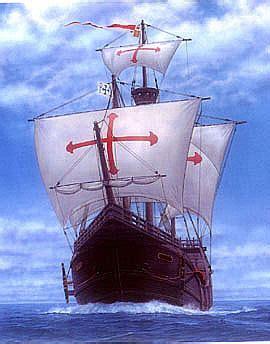 de donde salieron los barcos de cristobal colon el pergamino de sourin