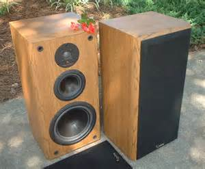 Infinity Reference Speakers Infinity Reference 3 Speakers Infinity Gallery 2008 03