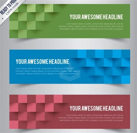 Free Banner Templates Psd banner template photoshop best business template