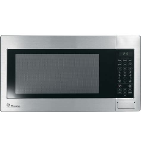 ze2160sf ge monogram 174 microwave oven the monogram