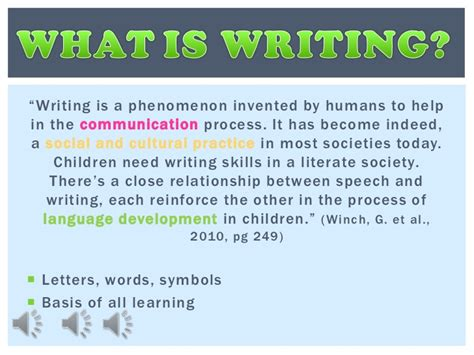 Importance Of Essay Writing by The And Importance Of Writing In Our Society