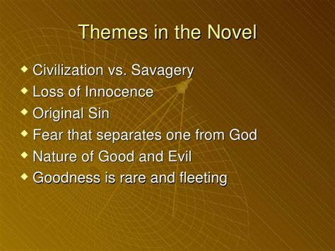 lord of the flies theme civilization vs savagery quotes lotf ppt