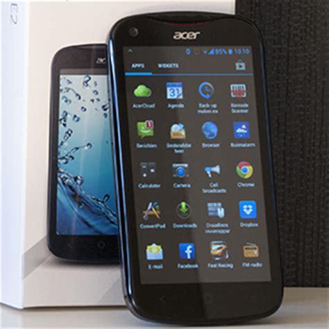 Handphone Acer Liquid E2 review acer liquid e2 computertotaal