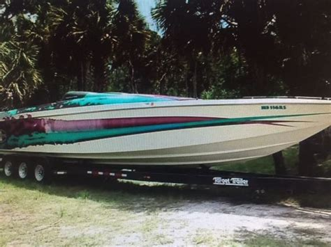 cigarette boat for sale usa cigarette 1991 for sale for 19 500 boats from usa