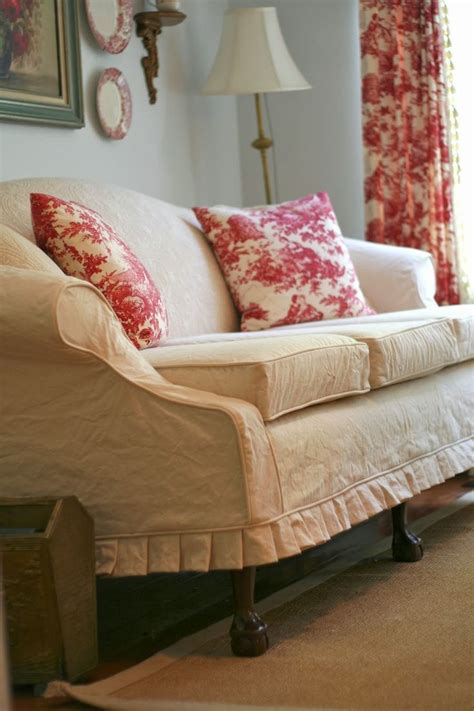 vintage floral sofa slipcover 17 best images about decor french loveliness on pinterest