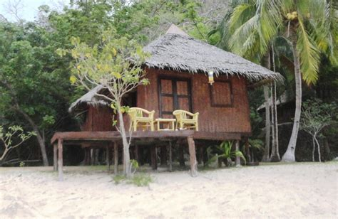 Palawan Cottages by Sangat Island Dive Resort Coron Palawan B L A S T