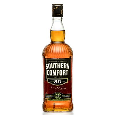 southern comfort proof southern comfort the spirit of new orleans 80 proof