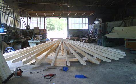 tetti a padiglione carpenteria alpina progetti