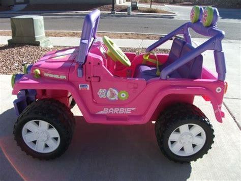barbie jammin jeep barbie jammin jeep on shoppinder