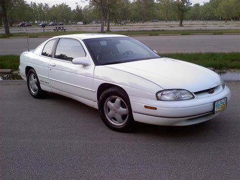 car manuals free online 1995 chevrolet monte carlo regenerative braking 1995 chevrolet monte carlo pictures information and specs auto database com